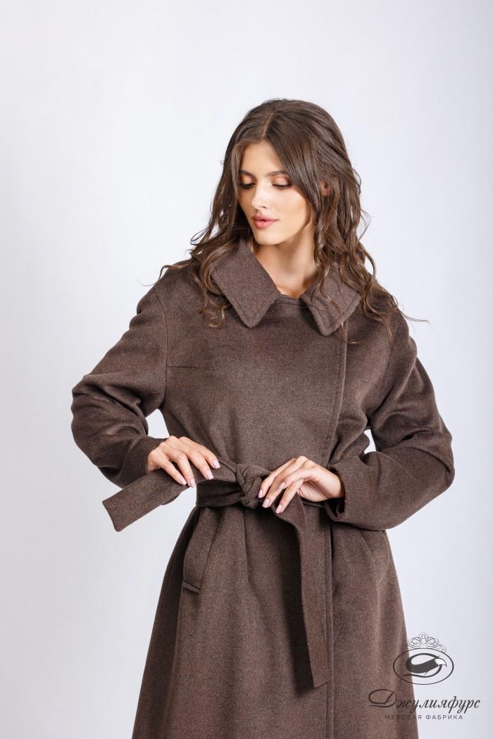 Пальто-халат П-14
