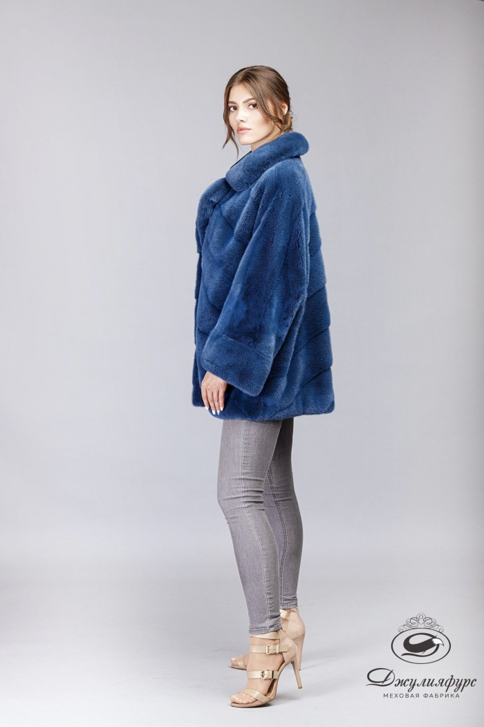 Куртка из норки М-2012