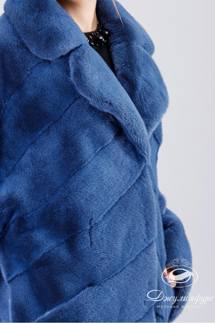 Пальто из норки М-2017