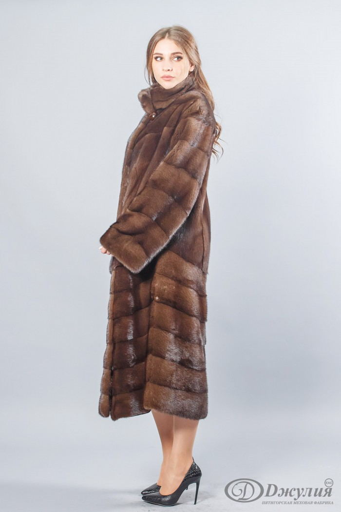 Пальто из норки А-50